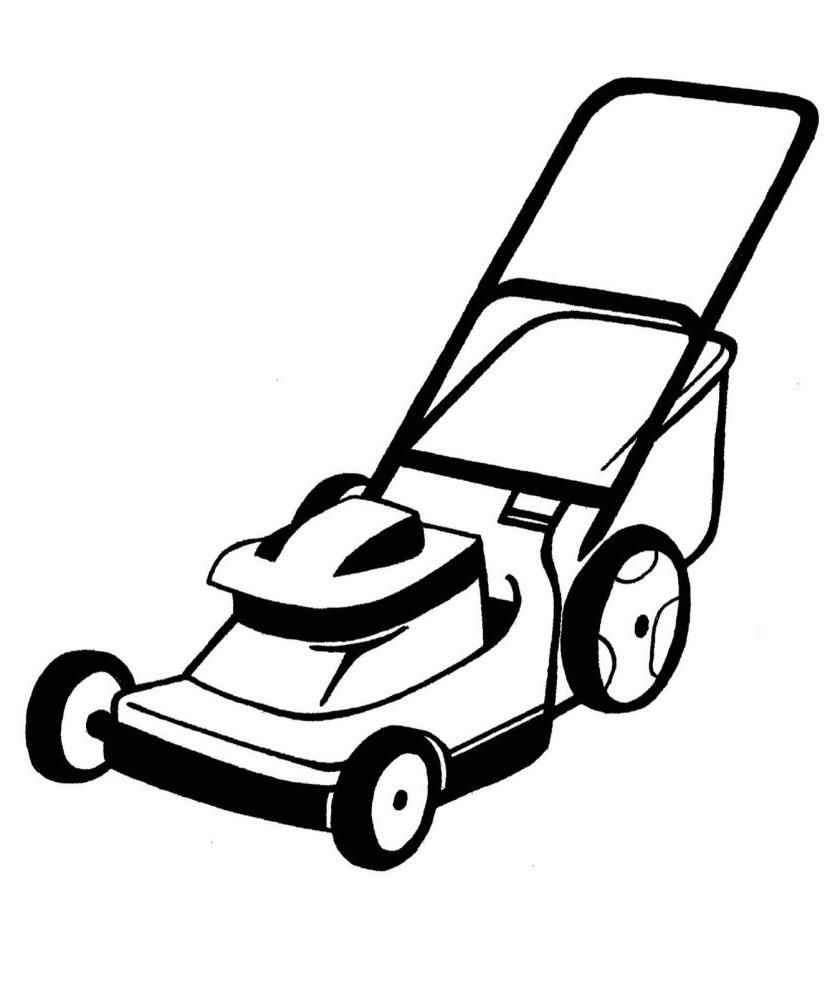 Lawn Mowing Clipart Images Lawn Mower Best Lawn Mower Mowing