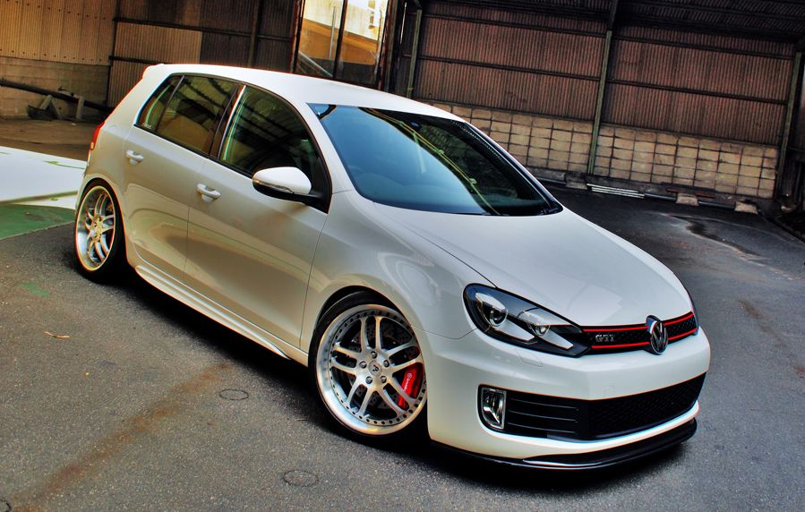 VW Golf mk6 tuning pictures - VW Tuning Mag find more on the website