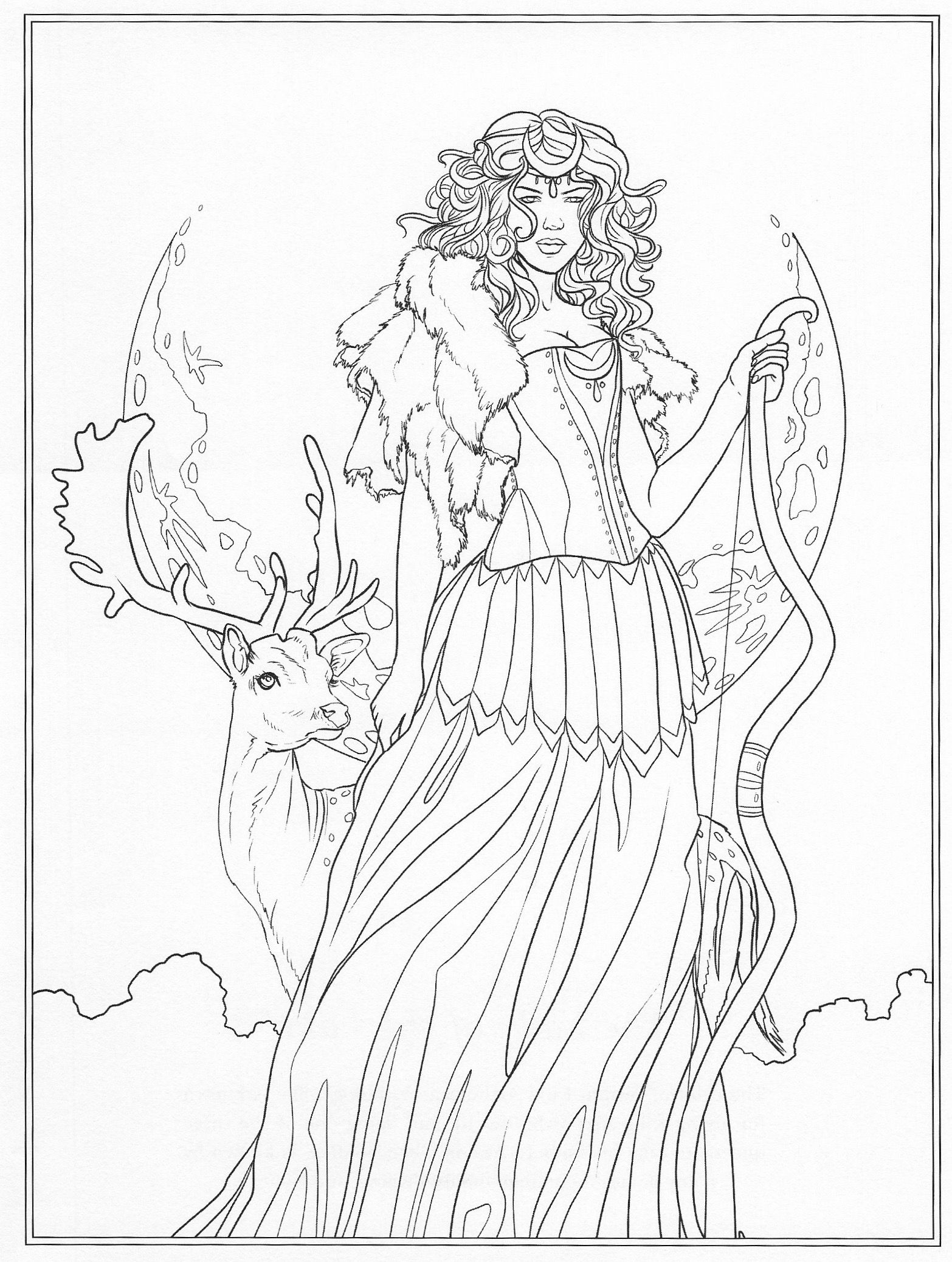 Pin By Val Wilson On Coloring Pages Pinterest Picture Mix Pagan Coloring Pages