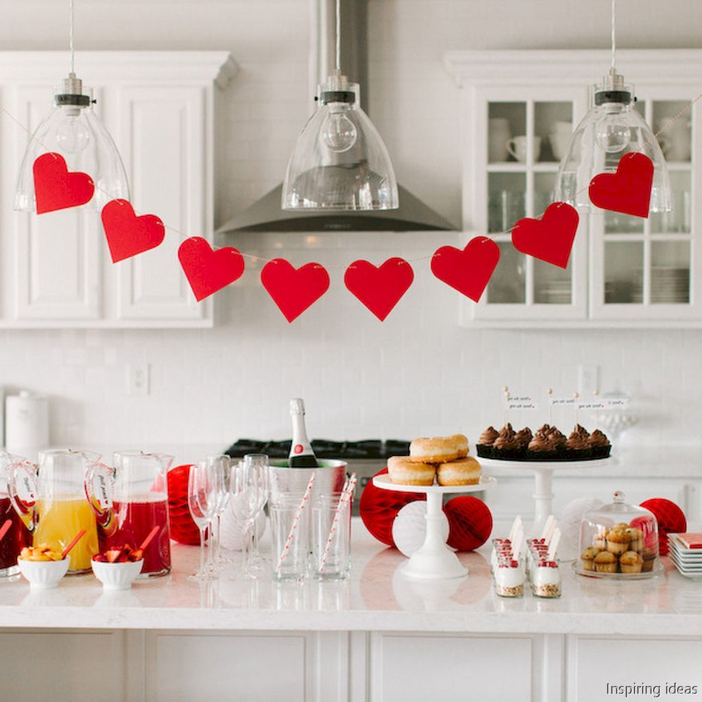 66 Sweet Valentine Decorations Ideas for The Home | Decoration ...