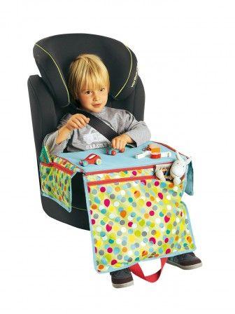 tablette voyage voiture pour enfant tablette souple pour jouer pendant voyage avec pochette de. Black Bedroom Furniture Sets. Home Design Ideas