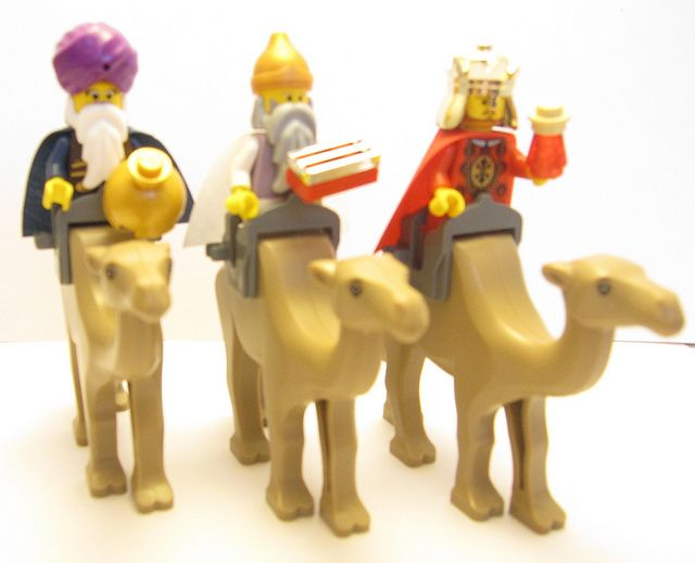 Image result for lego three wise men""