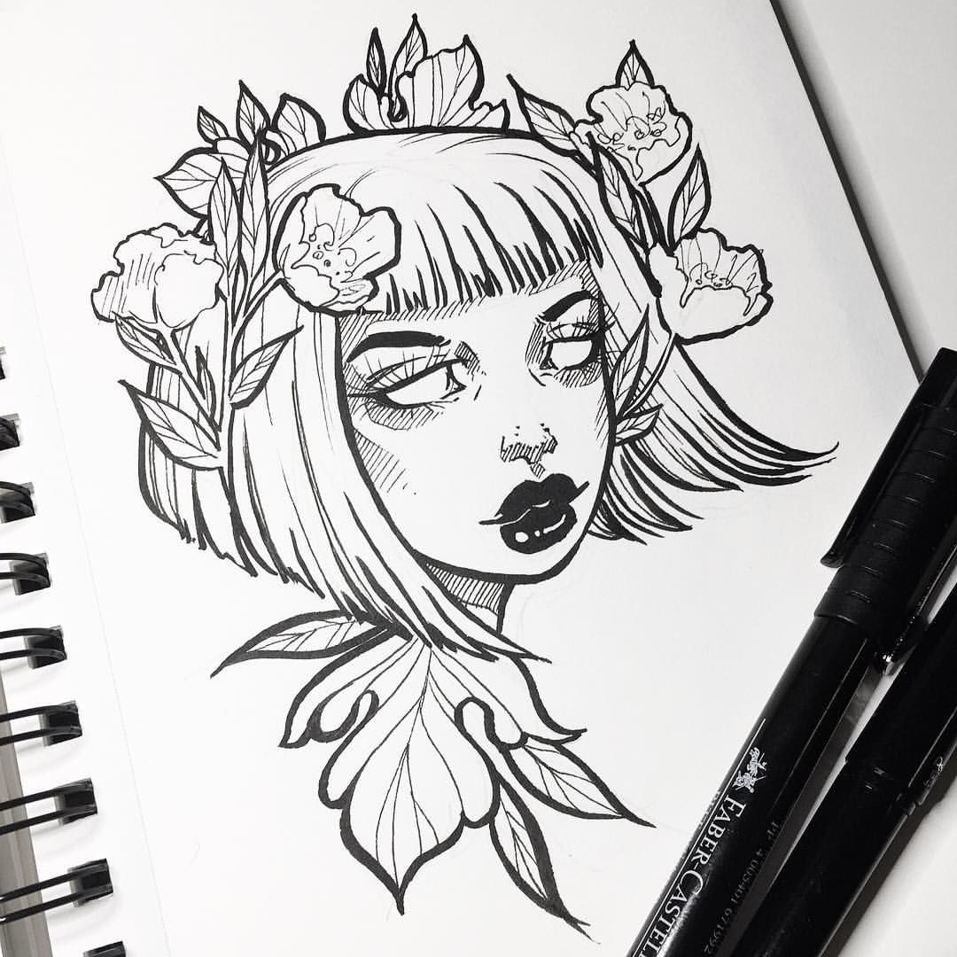 Another sketch from @designercon !! | draw | Pinterest | Demon ...