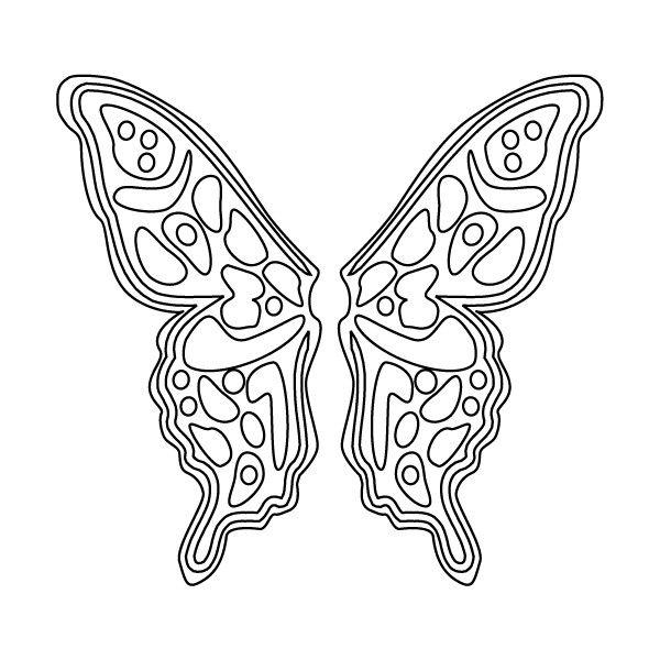 Free Angel Wings Printable Fairy