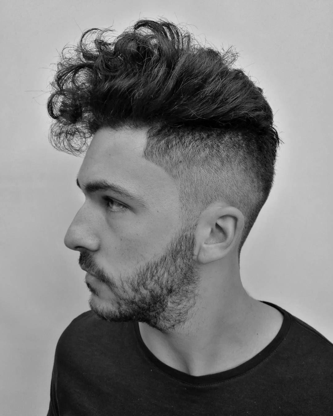 wemarriedhair long curly mens hairstyle Menshairstyles  Mens