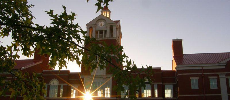 Jones Clocktower
