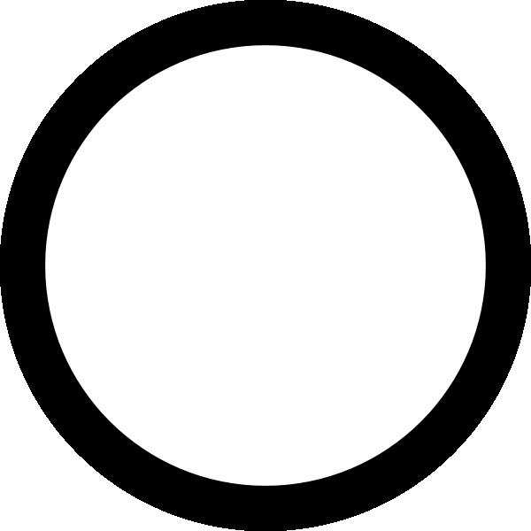 Circle Black Circle Clip Art Circle Free Icons Star Outline