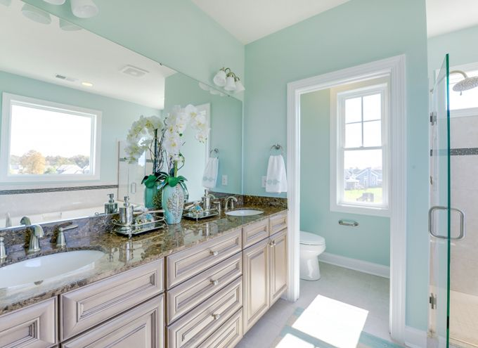 turquoise bathroom. Bath Sherwin Williams SW6470 Waterscape  Paint Colors Pinterest