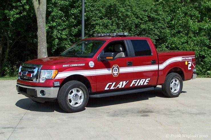 Clay In Fire Territory Unit 281 Shift Commander Battalion 2