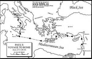 Map Of Roman Empire In Jesus Time Bing Images Paul S