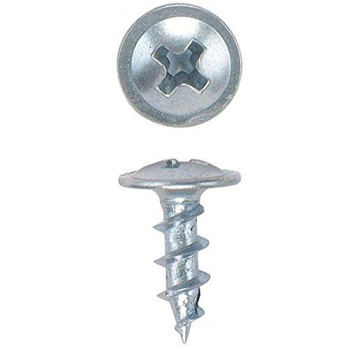 cheap 8 x highpoint ball bearing slide screws round washer head zinc 100 pc on sale