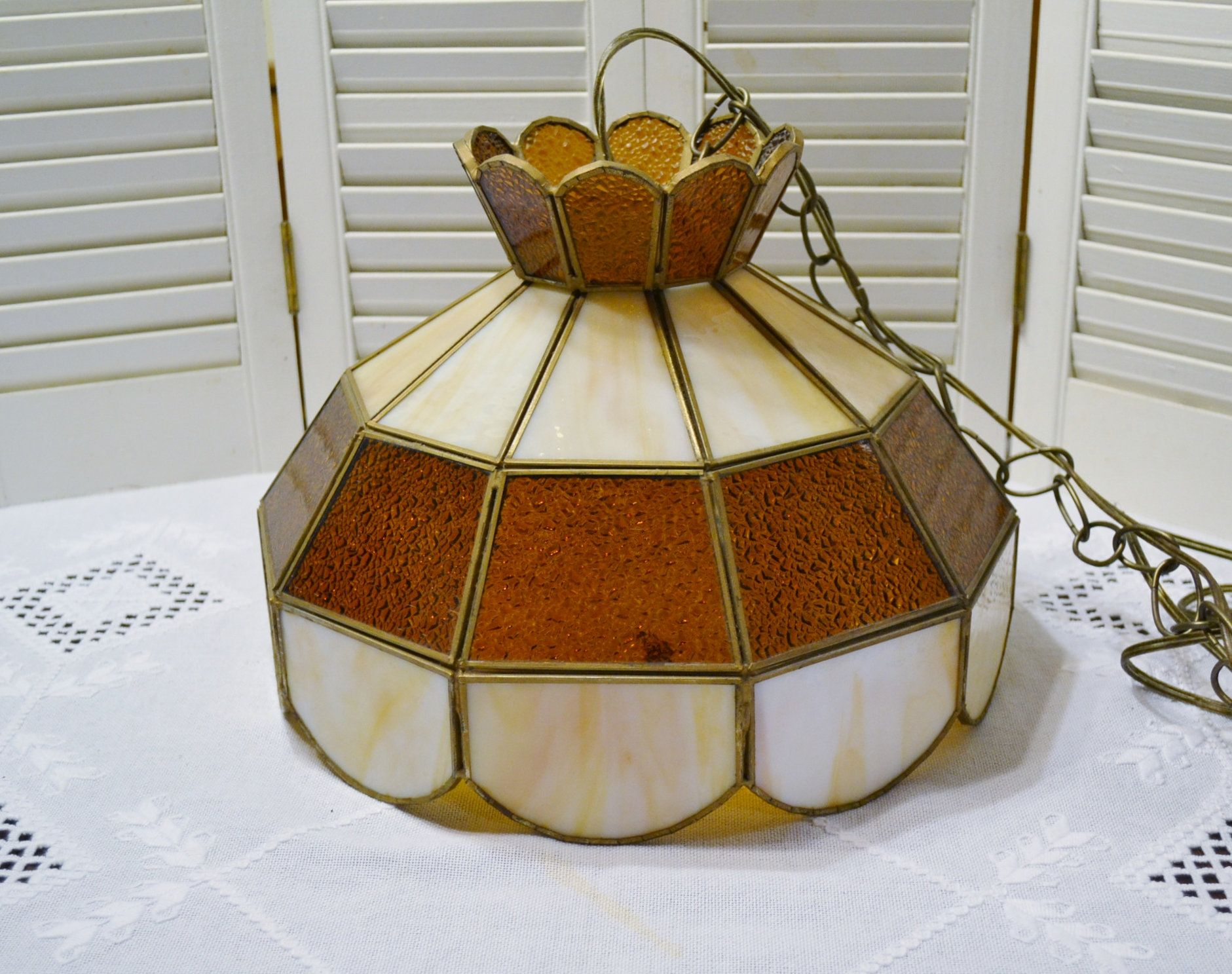 Your Place To Buy And Sell All Things Handmade Glass Light Fixture Stained Glass Light Glass Lighting