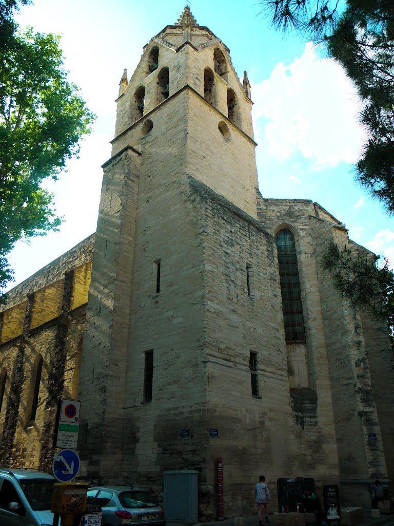 collegiale saint didier avignon - XIV secolo