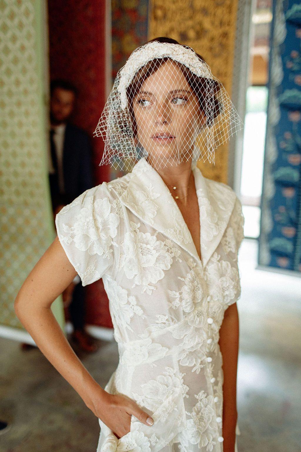 18 Fabulous French Bridal Designers One Fab Day Boho Wedding Dress Bohemian Bohemian Wedding Dresses Short Wedding Dress [ 1536 x 1024 Pixel ]