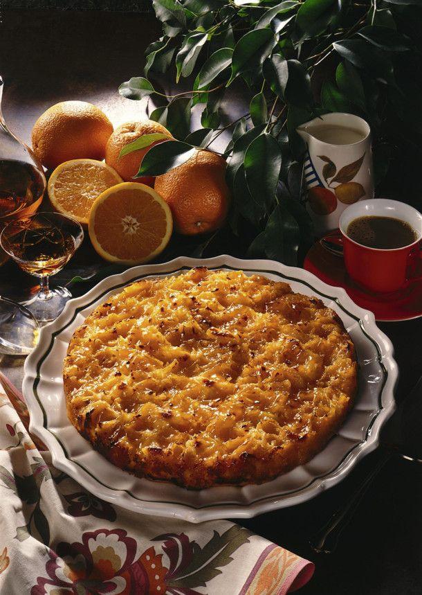 Unser beliebtes Rezept für Gestürzter Orangenkuchen und mehr als 55.000 weitere kostenlose Rezepte auf LECKER.de.