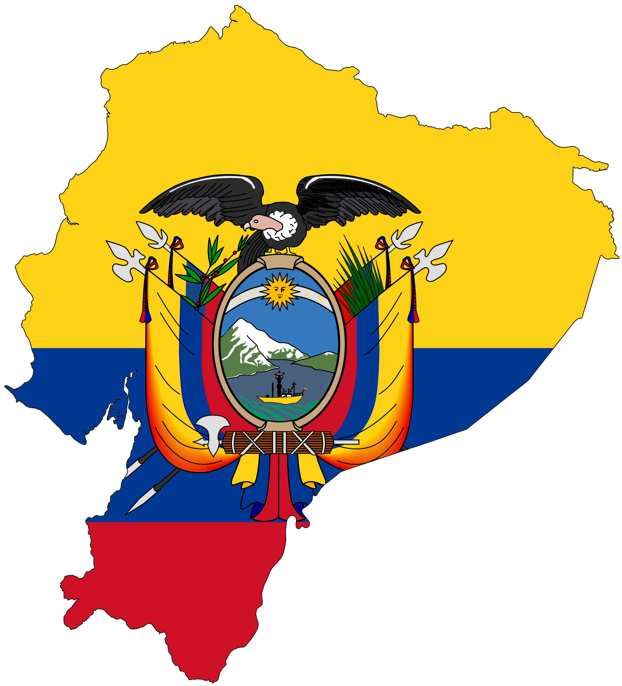 I Might Not Live Here Anymore But This Place Will Always Be My - Ecuador flags