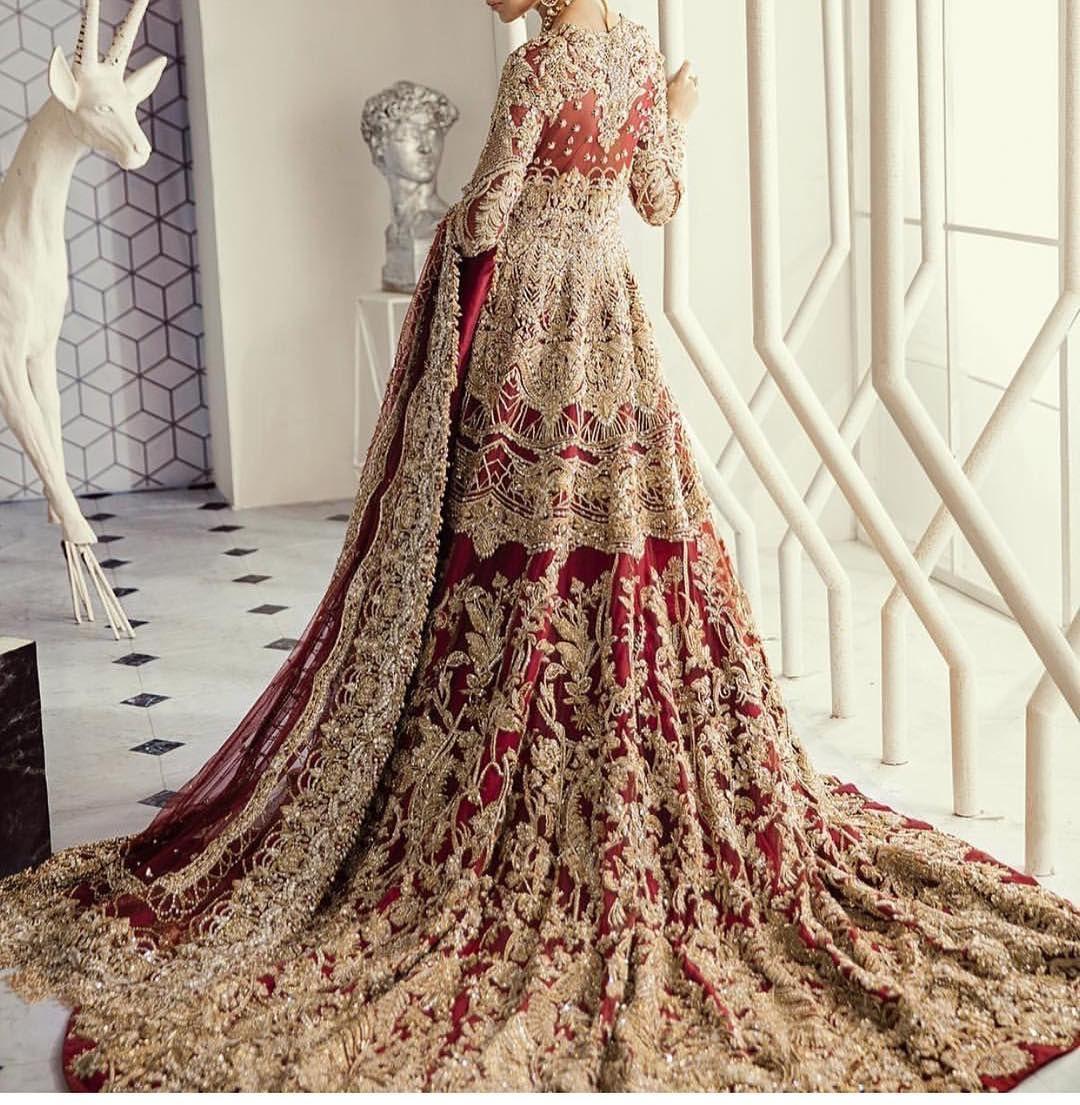 Beautiful Suffusebysanayasir Beautiful Suffusebysanayasir Pakistanistreetstyle Pakistaniwedding Asian Bridal Dresses Red Bridal Dress Indian Bridal Dress
