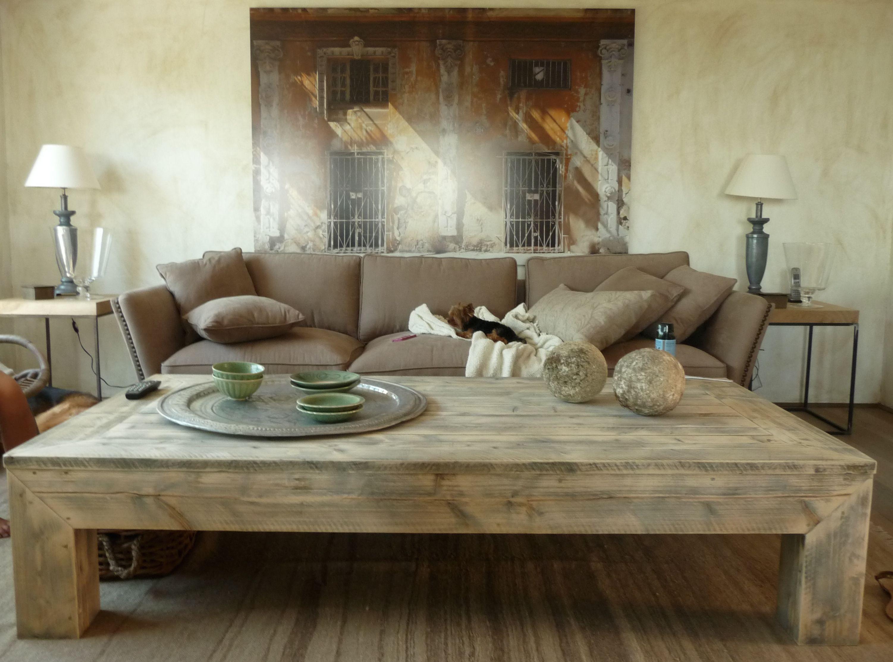Mis Muebles De Madera Reciclada Son Nicos Vivos Y Duraderos Br  # Muebles De Madera Sostenible
