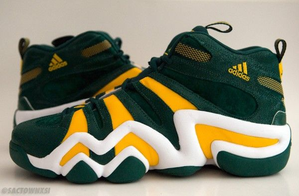 adidas Crazy 8 Player Exclusive Baylor Bears. Unfortunately