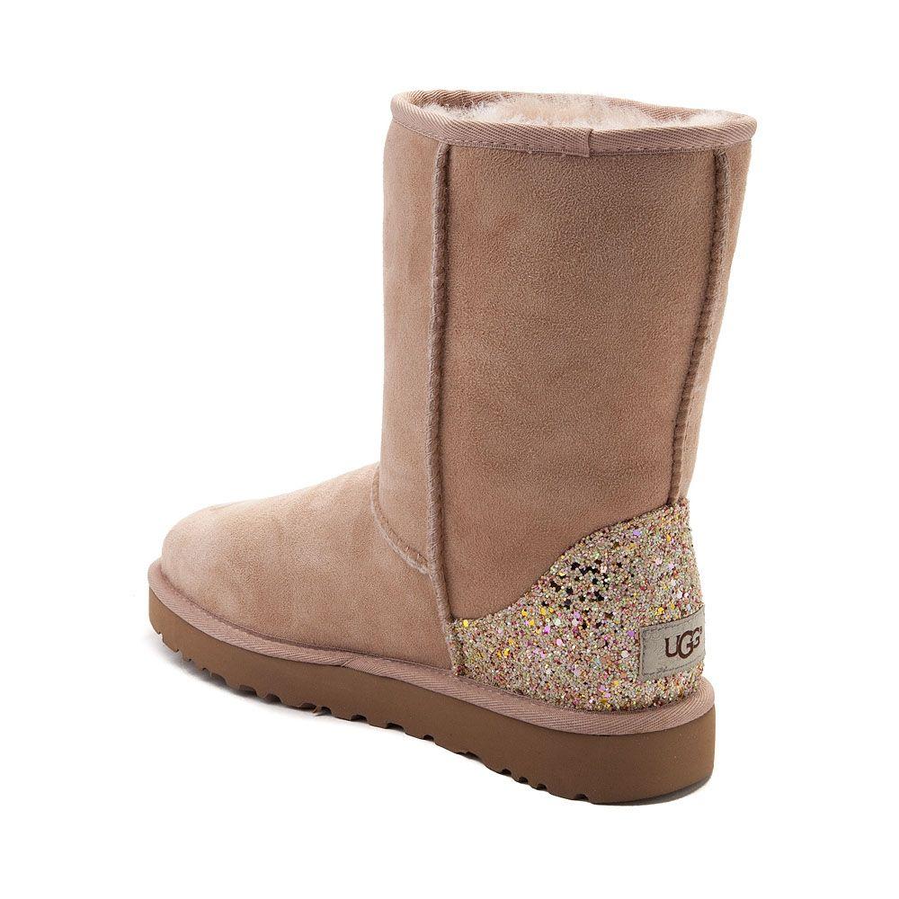 UGG Classic Short II Boots for Women Beige