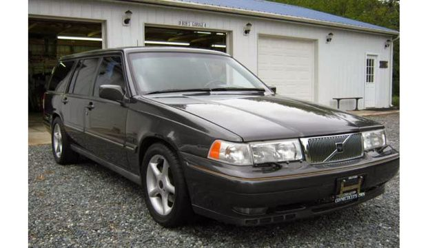 Paul Newman S Supercharged V8 Volvo Wagon Up For Sale Wagons Are