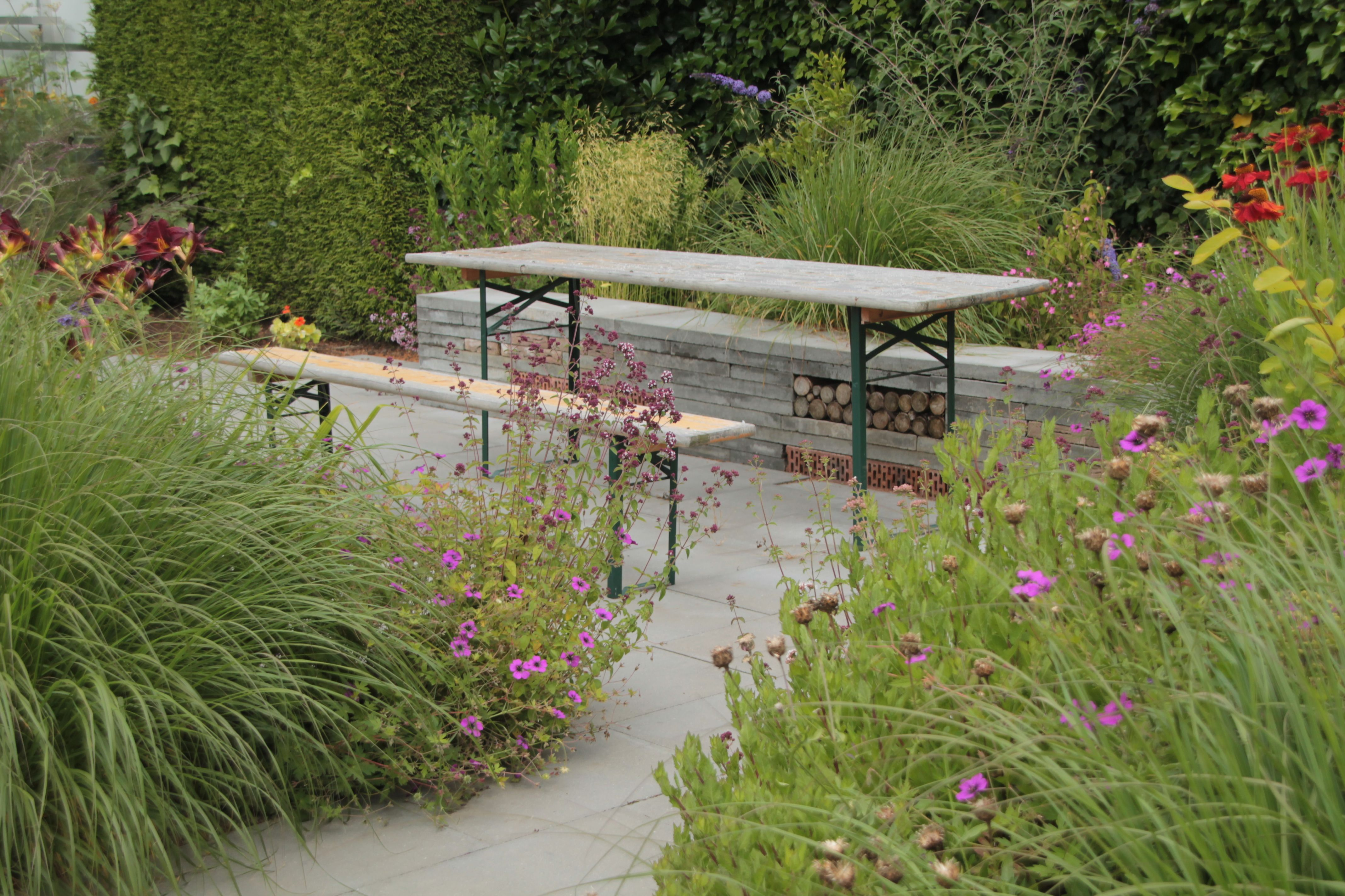 De Inclusieve Tuin Design Carrie Preston Studio Toop And Jasper Helmantel Cruydt Hoeck In Collaboration Wit Garden Images Small Courtyards Outdoor Living