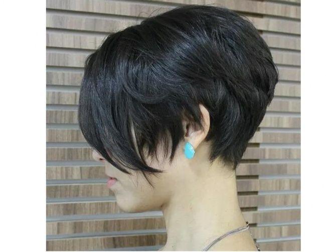 Krótkie Fryzury Pixie Z Grzywką Irokezem Asymetryczne Aż 40