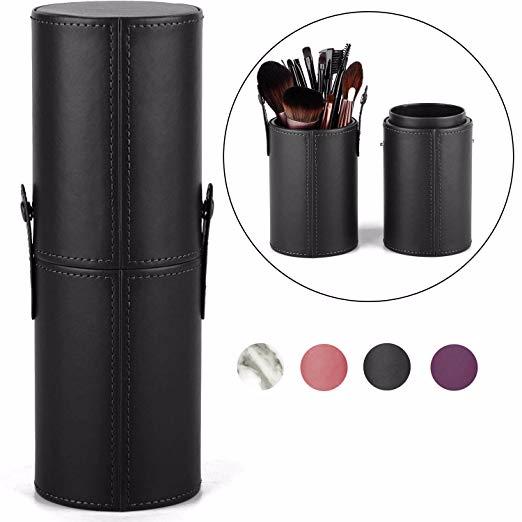 Makeup Brush Holder Travel Brushes Case Bag