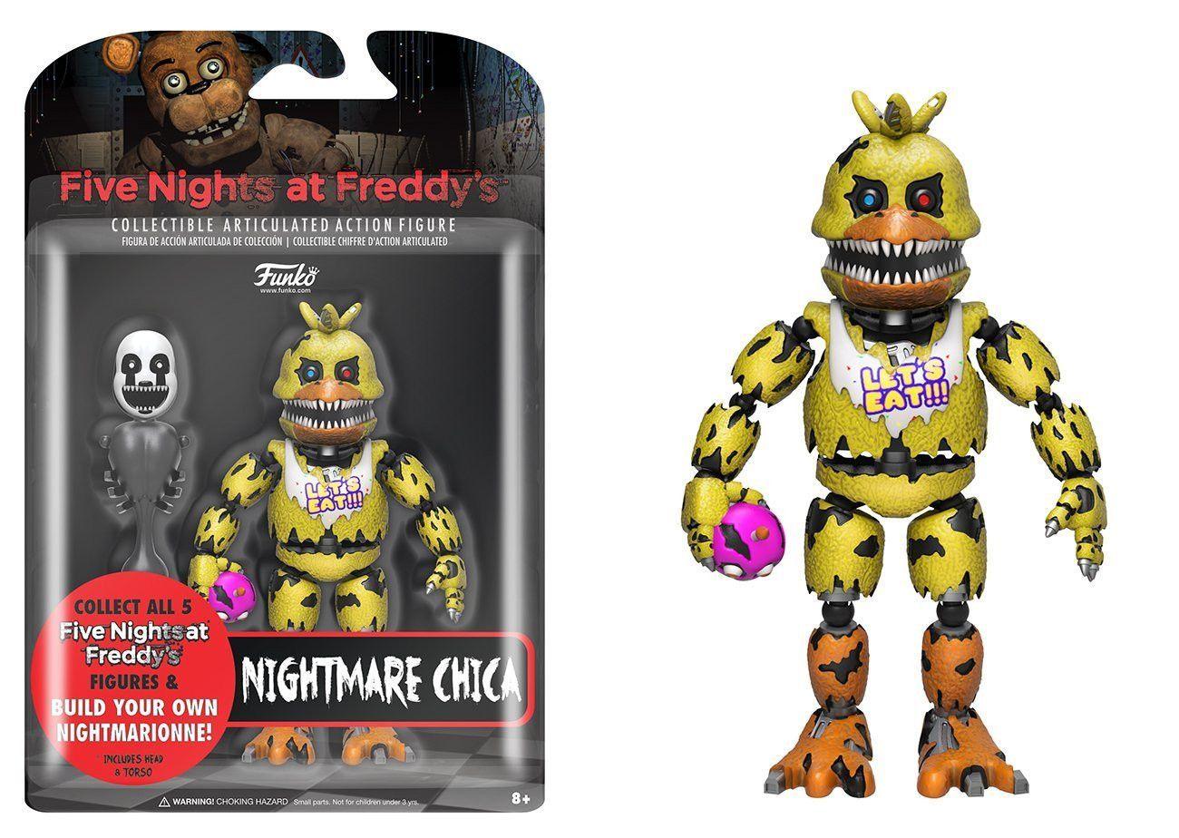 Original Funko 5inch Five Nights At Freddy's Nightmare