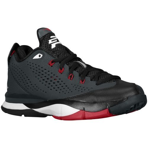 the latest 1b70b 4c88a Jordan CP3.VII - Boys' Grade School - Basketball - Shoes - Black/Team  Red/Gym Red/White