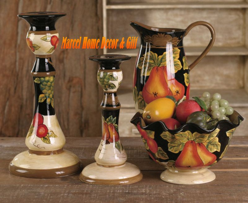Nice Mix Fruit Decor | KITCHEN DECOR WINTER FRUIT SET # 1. Welcome To Marcel Home