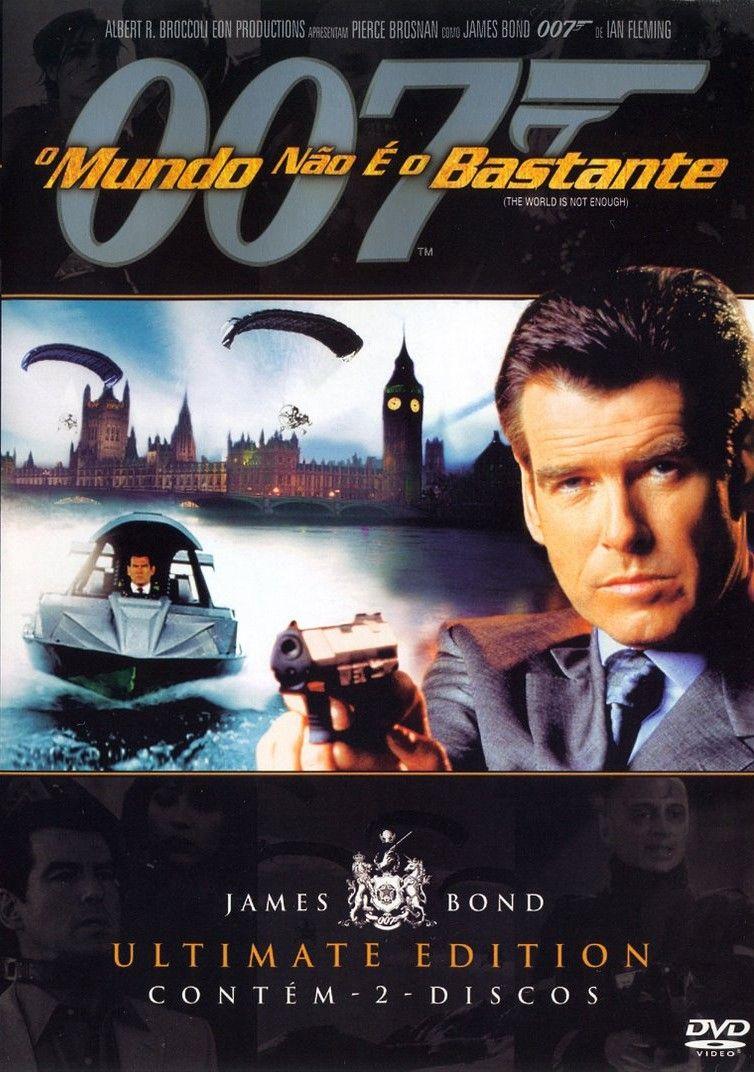 007 O Mundo Nao E O Bastante Capas De Filmes Em Breve Nos
