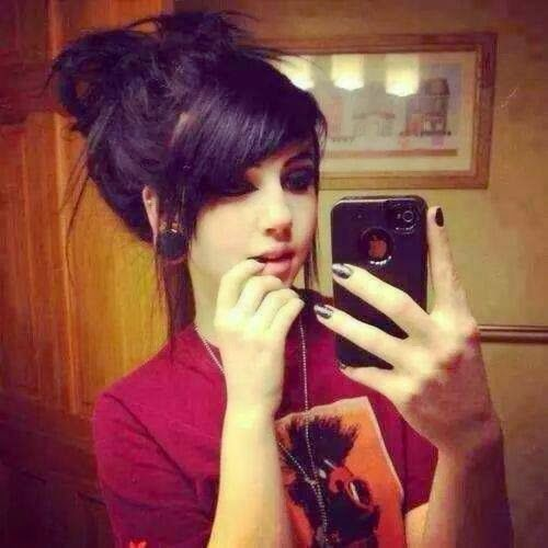 Emo Quotes About Suicide: Cute Emo Girls Wallpapers For Facebook