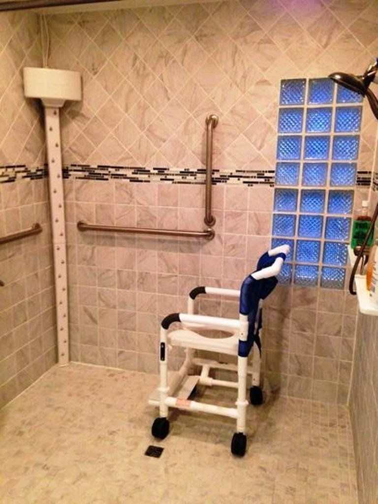 Electric Body Dryer for Disabled Bathrooms #HandicappedShowers Great ...