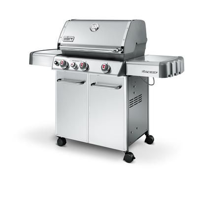 1069 Weber Weber Genesis S 330 Propane Gas Grill 6570001 Home Depot Canada Natural Gas Grill Best Gas Grills Gas Grill Reviews