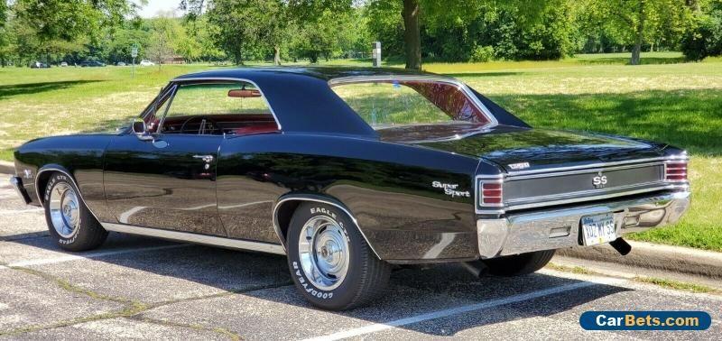 Car For Sale 1967 Chevrolet Chevelle Chevelle Chevrolet