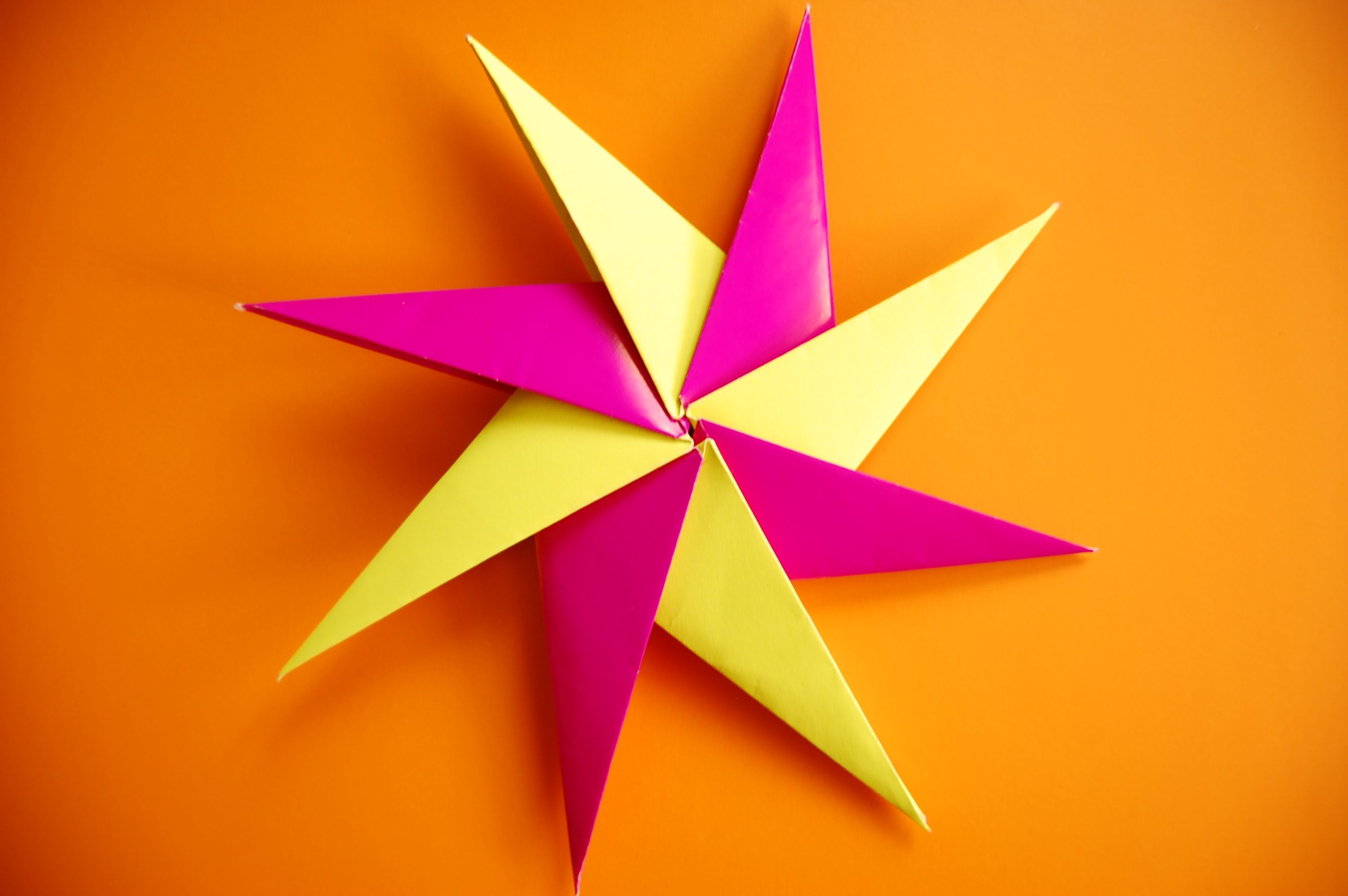 how to make origami ninja star | thing for Macho to do ... - photo#49