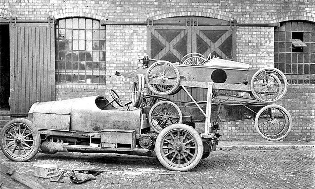 chain-driven-mercedes-racing-cycle-car-hauler-circa-1910-0 ...