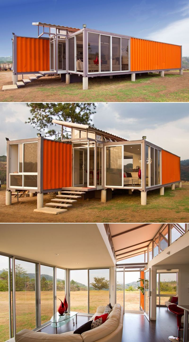 30+ Green Shipping Container Homes that Promote Sustainable Living