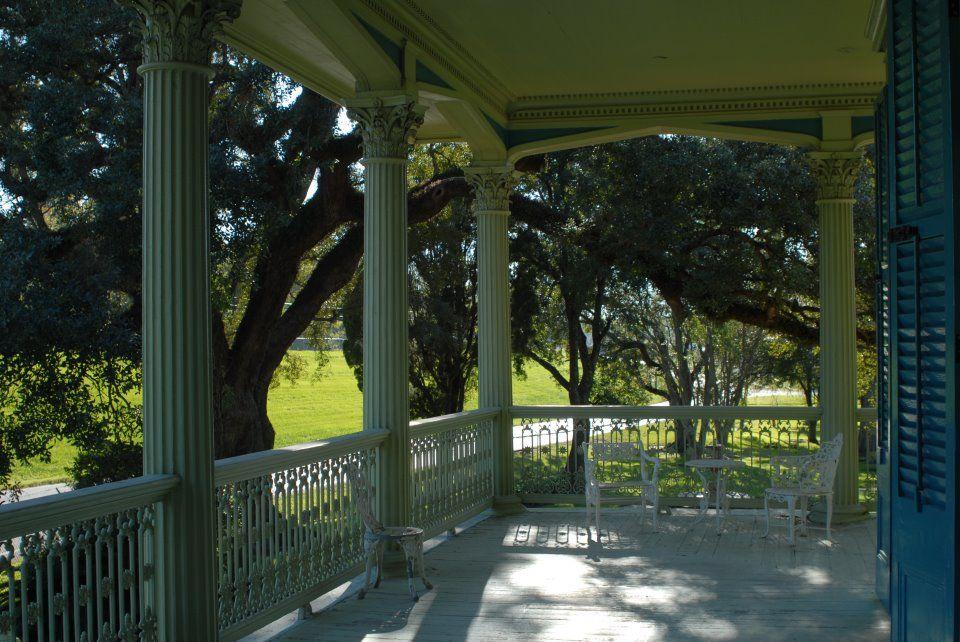 San Francisco Plantation in Garyville, LA