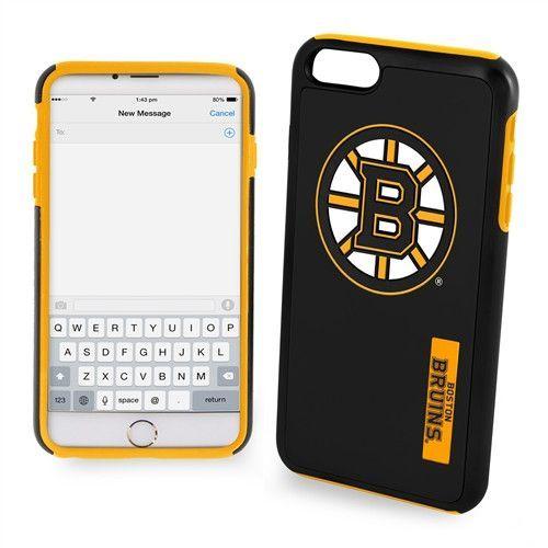 Boston Bruins Iphone 6 Impact Dual Hybrid 2 Piece Phone Cover Case