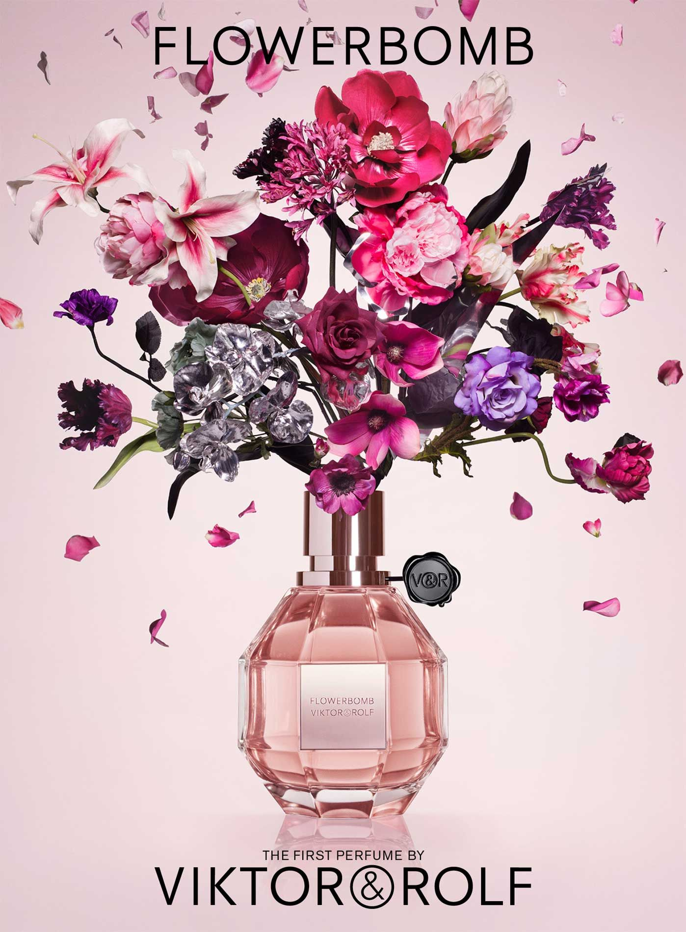 Flowerbomb Perfume By Viktor And Rolf Aff Flower Bomb Flowerbomb Perfume Perfume Design