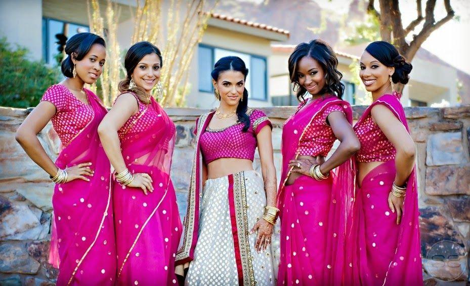 Magníficos vestidos de damas de honor | Moda y tendencias | vestidos ...