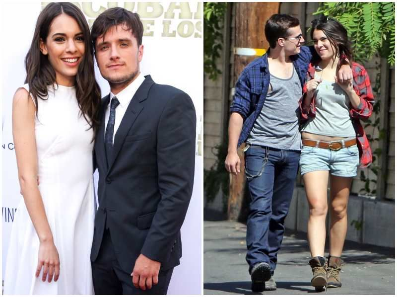 Dating hutcherson is who josh Who Is