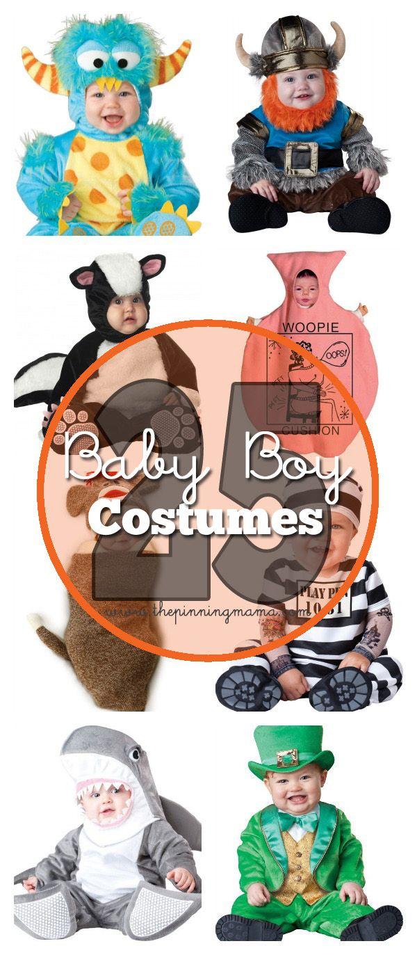 25 Super Cute Baby Boy Halloween Costumes   Unique halloween ...