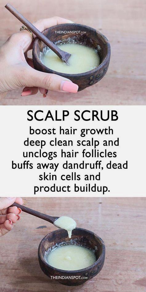 DIY Hair Growth Tonic aka mermaid hair