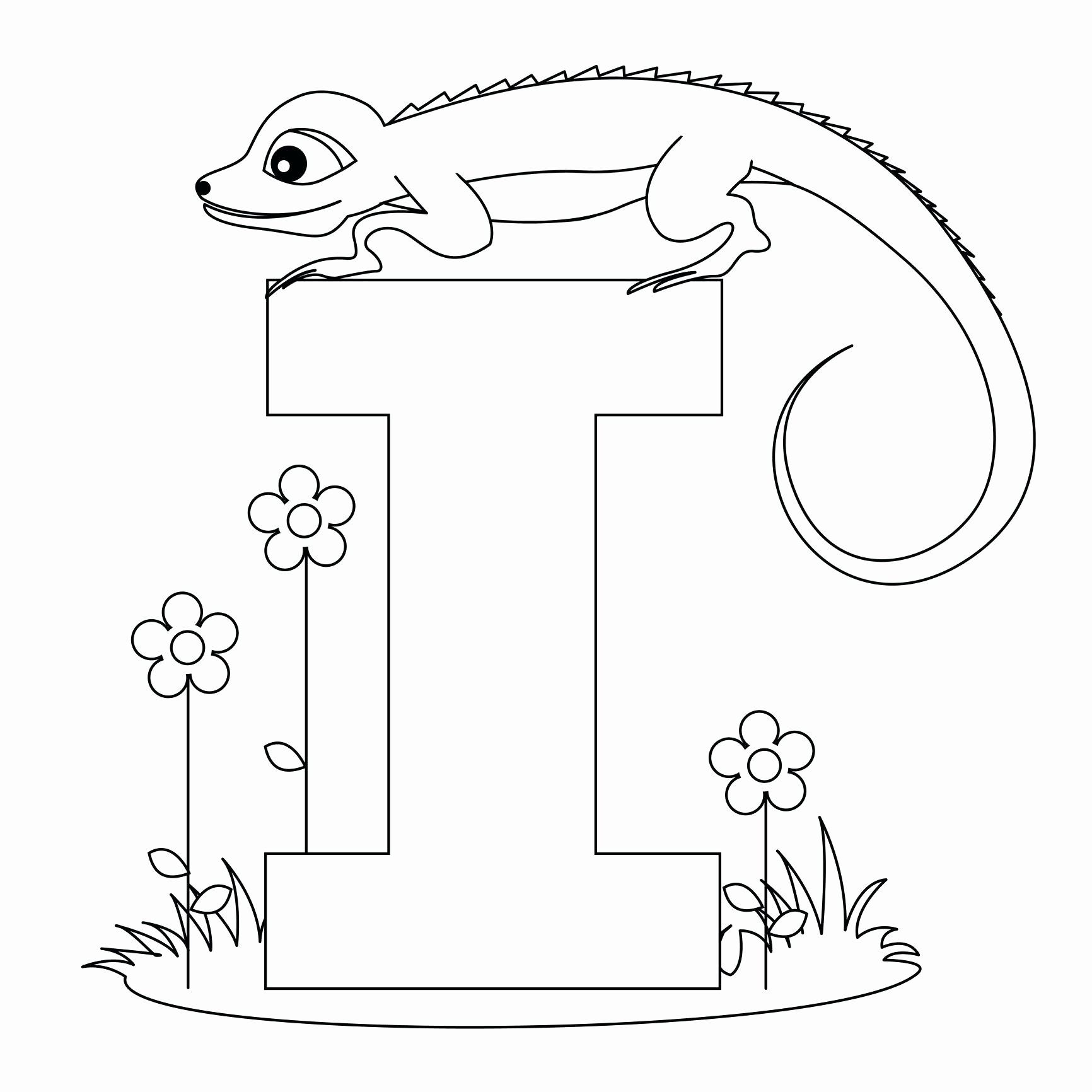 Adult Coloring Pages Alphabet