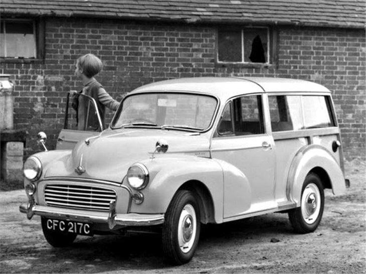 1965 Morris Minor 1000 Traveller British Cars Morris Minor Morris Traveller