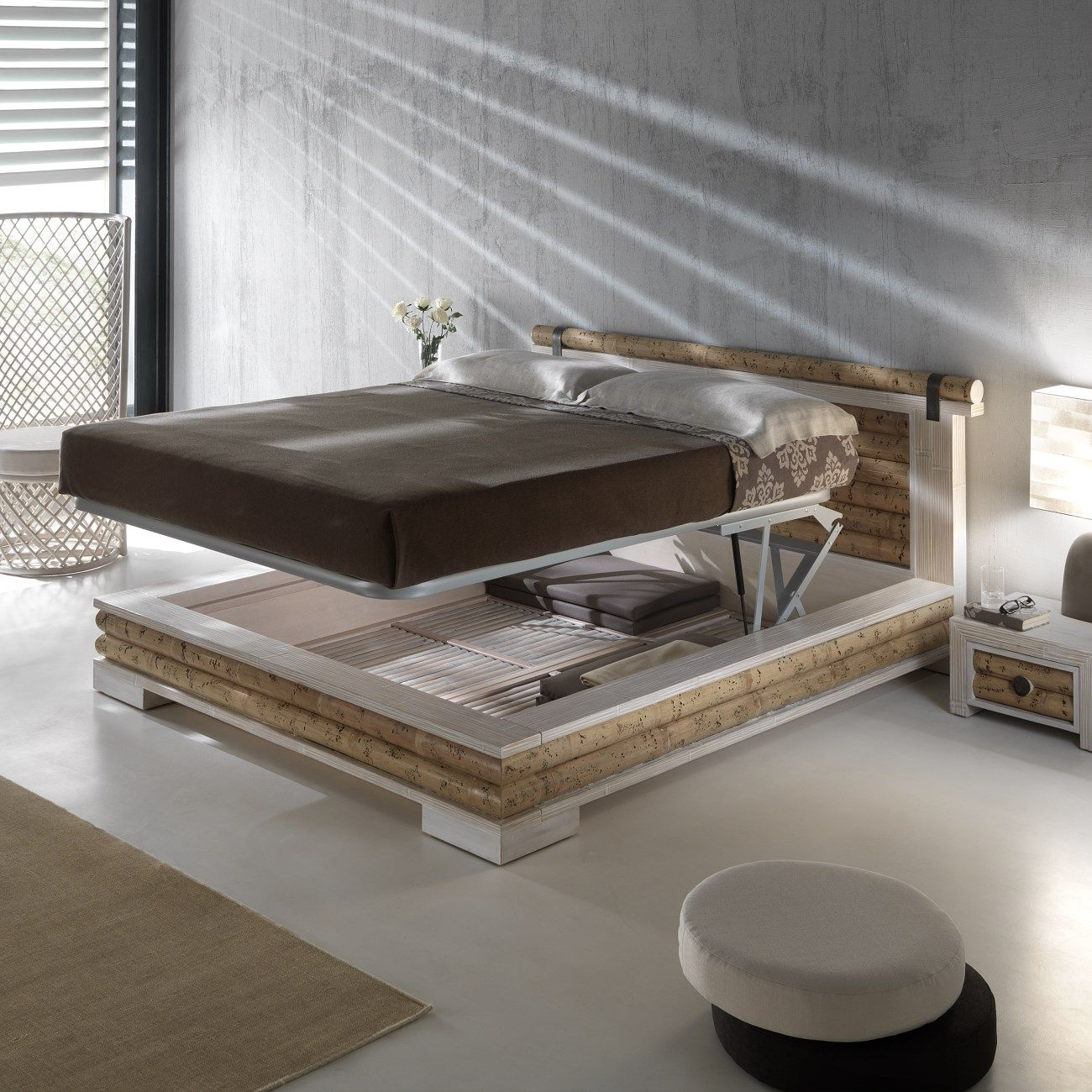 Wonderful Genial Bett Mit Bettkasten 180x200 Design Inspirations