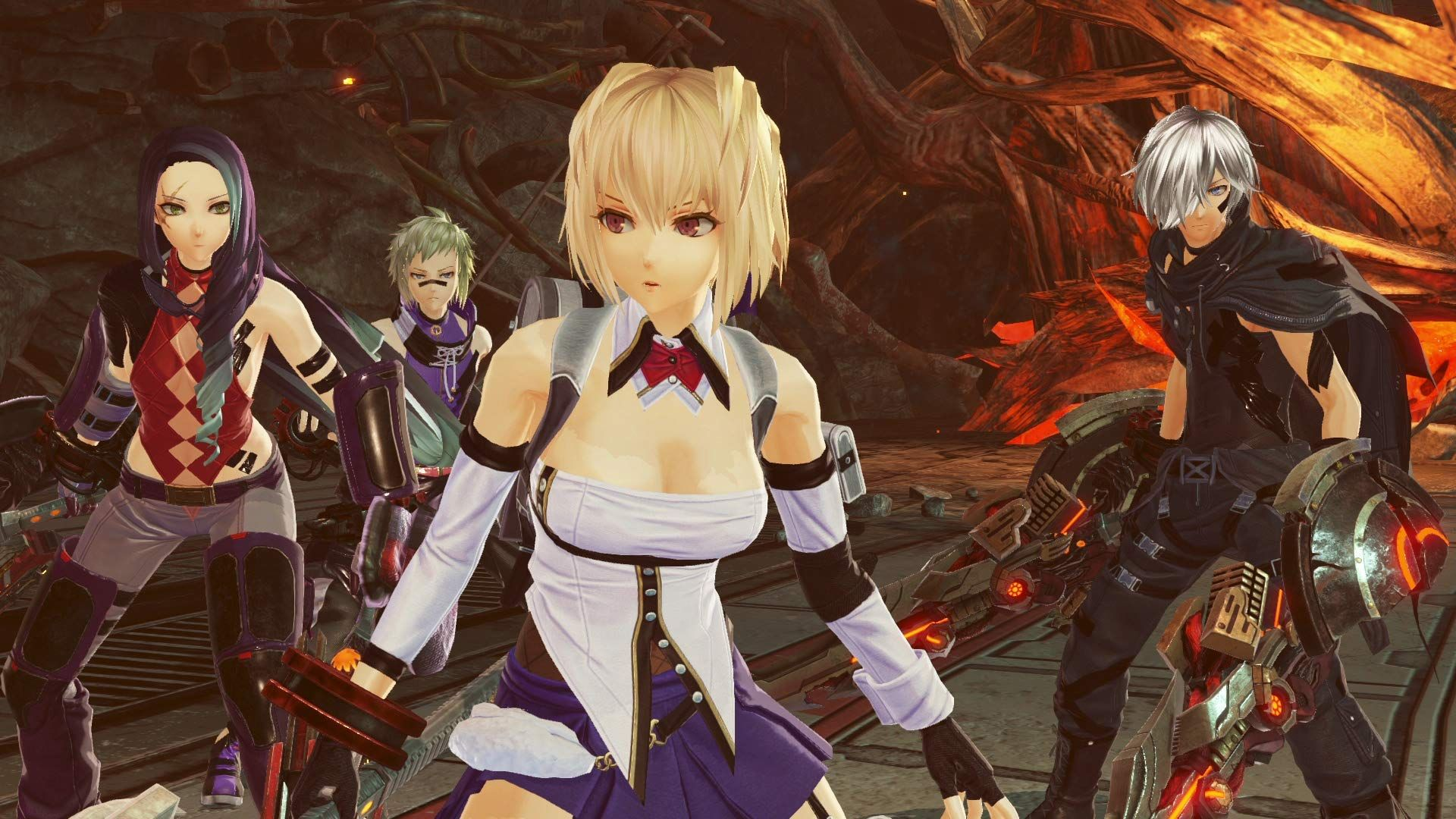 God Eater 3 Launches December 13 in Japan, Early 2019 for
